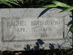 Rachel <i>O'Dell</i> Bohannon