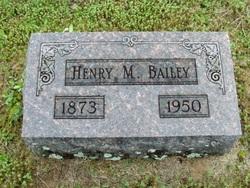 Henry M Bailey