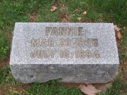 Fannie McHenry