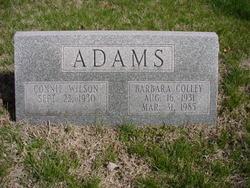 Barbara Colley Adams
