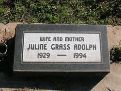 Juline J. <i>Grass</i> Adolph