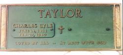 Charles Lyle Taylor, Sr
