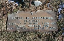 Jasper Marion Alexander