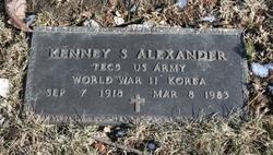 Kenney S. Alexander