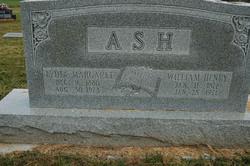 William Henry Ash