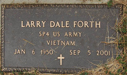 Larry Dale Forth