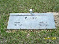 Charles E Perry