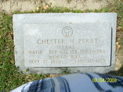Chester H Perry