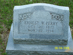 Ernest W Perry