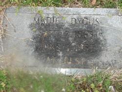 Madie <i>Cummings</i> Dycus