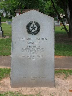 Capt Hayden Arnold