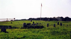 McAlevys Fort Hill Cemetery