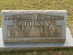 Clarence E. Goolsby