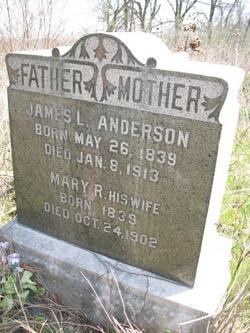 Mary R. <i>McDaniel</i> Anderson