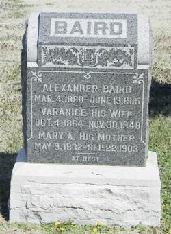 Mary A. Baird