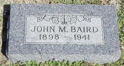 John M. Baird