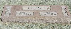 Moses M. Bolser