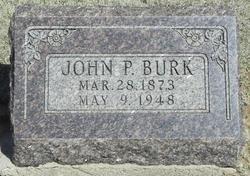 John P. Burk