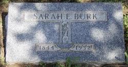 Sarah E. Burk