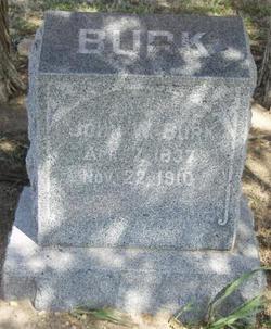 John Wesley Burk