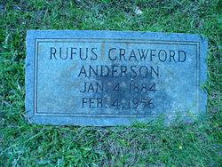 Rufus Crawford Anderson