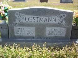 Marie C Oestmann