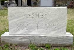 Dorothy E Ashby