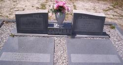 Lucretia Jane Creasy Lou <i>Crews</i> Garrett