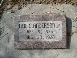 Neil C Anderson, Jr