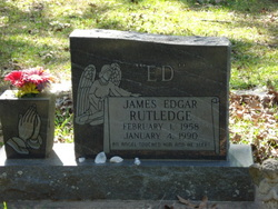 James Edgar Ed Rutledge