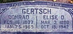 Conrad Gertsch