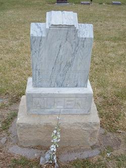 Rev James Milton Allen