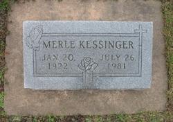 Merle Morris Kessinger