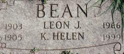 Katherine Helen <i>Murray</i> Bean