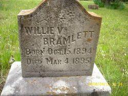 Willie V Bramlett