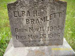 Elba H Bramlett