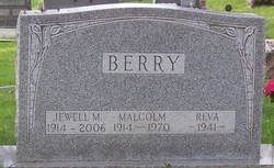 Jewell M <i>Mitchell</i> Berry