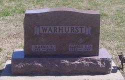 Norma B. <i>Vance</i> Warhurst