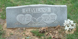 Clarence Lee Cleveland