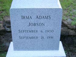 Irma Adelaide <i>Adams</i> Jobson