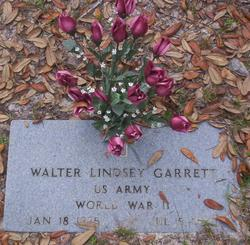 Walter Lindsey Garrett