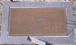 Ernest Garrett