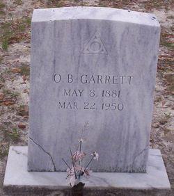 Obadiah B. Garrett