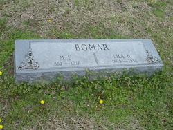 Manley F. Bomar