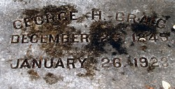 George Henry Craig
