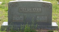 Eugene Velma Marshall