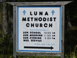 Luna Methodist Cemetery
