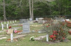 Alum Springs Church Cemetery