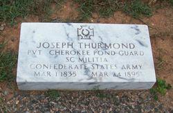 Pvt Joseph Thurmond