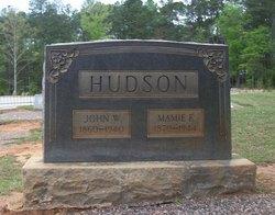 Mamie Frances <i>Thurmond</i> Hudson